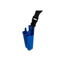 SUPA BLUE Window Squeege Holster